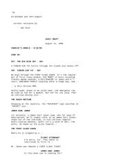 CHARLIE'S ANGELS script.doc