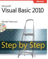 Visual Basic 2010 Step by Step.pdf