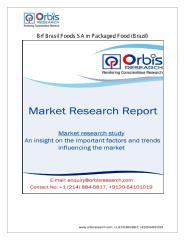 Brf Brasil Foods SA in Packaged Food (Brazil) Industry.pdf