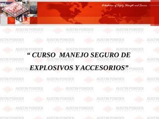 29.Curso Explosivos AUSTIN..ppt