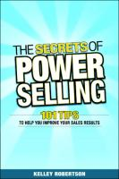 The.Secrets.of.Power.Selling.pdf