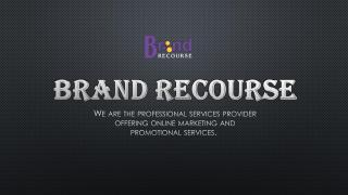 Best Online Marketing Services at Brand Recourse.pdf