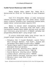 (Wafat 1314H) Syeikh Nawawi Banten 3.pdf