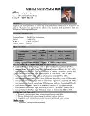 CV (Sheikh Muhammad Iqbal).docx