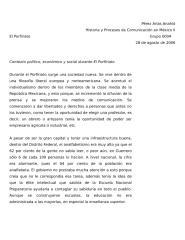 contexto político, económico y social durante el porfiriato.doc