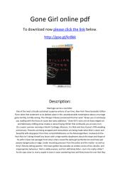 Gone Girl online pdf.pdf