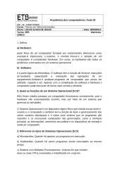 EXERCÍCIOS SISTEMAS OPERACIONAIS (1).docx