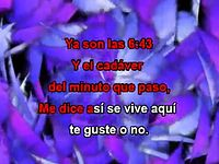 Minutos - Ricardo Arjona Karaoke (Low).mp4