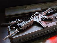 صور اسلحه  متنوعه    M__16